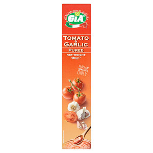 Gia Tomato and Garlic Puree