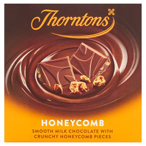 Thorntons Honeycomb Chocolate Block