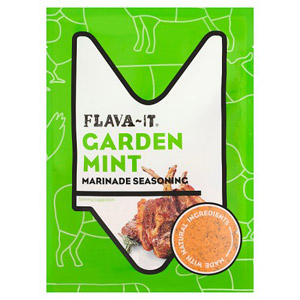 Flava-it Garden Mint Marinade Seasoning