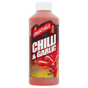 Crucials Chilli & Garlic Sauce