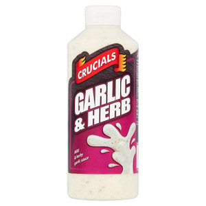 Crucials Garlic and Herb Mayo