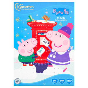 Kinnerton Peppa Pig Advent Calendar