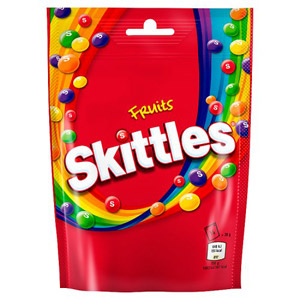 Fruits Skittles Bag
