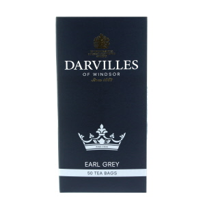 Darvilles Of Windsor Earl Grey Tea 50 Teabags