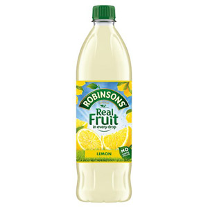 Robinsons No Added Sugar Lemon Squash