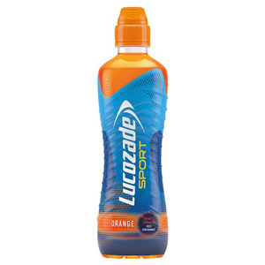 Lucozade Sport Orange Still