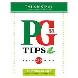 PG Tips Tea Bags 240