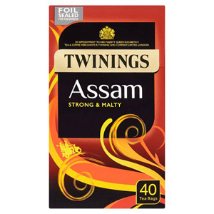 Twinings Assam Tea Bags 40