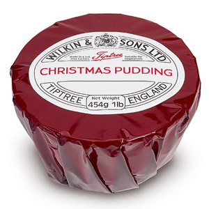 Tiptree Christmas Pudding