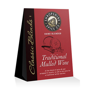 Shropshire Spice Traditional Mulled Wine