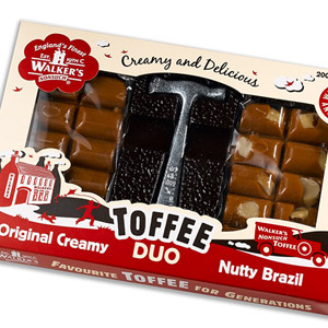 Walkers Nonsuch Toffee Duo Hammer Pack