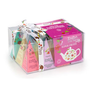 English Tea Organic Super Fruits Collection