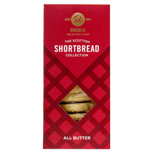 Reids All Butter Shortbread