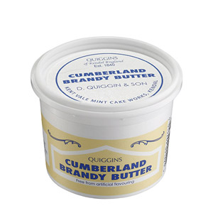 Quiggins Cumberland Brandy Butter