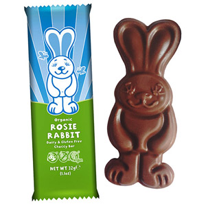 Moo Free Organic Rosie Rabbit Bar