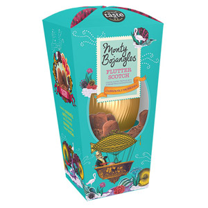 Monty Bojangles Flutter Scotch Truffles Milk Chocolate Easter Egg