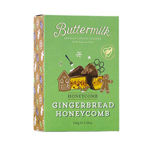 Buttermilk Gingerbread Honeycomb