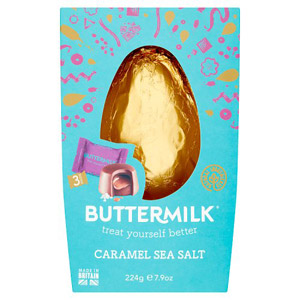 Buttermilk Salted Caramel Duo Easter Egg