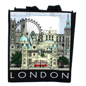 London Cityscape Bag