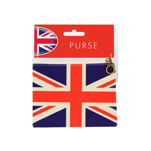 London Union Jack Flag Purse
