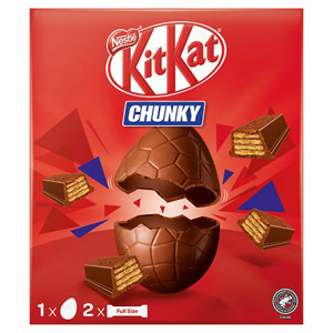 Kit Kat Chunky Large Easter Egg