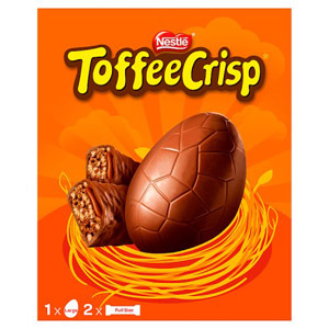 Toffee Crisp Large Easter Egg