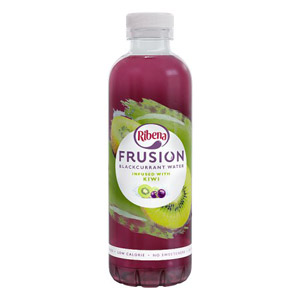 Ribena Frusion Blackcurrant Water Infused With Kiwi