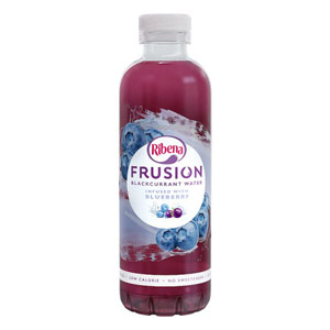 Ribena Frusion Blackcurrant Water Infused With Blueberry
