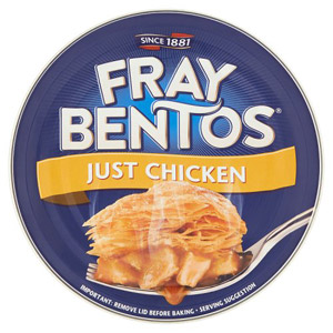 Fray Bentos Just Chicken Pie