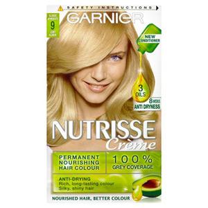 garnier nutrisse truly blonde instructions