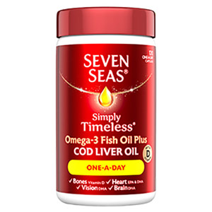 Seven Seas One A Day 120 Capsules