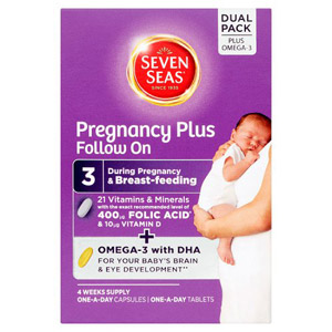 Seven Seas Pregnancy Plus