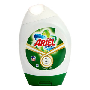 Ariel Bio Washing Gel 16 Washes