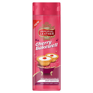 Imperial Leather Bath Cherry Bakewell