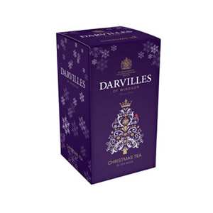 Darvilles of Windsor Christmas Tea 50 Teabags