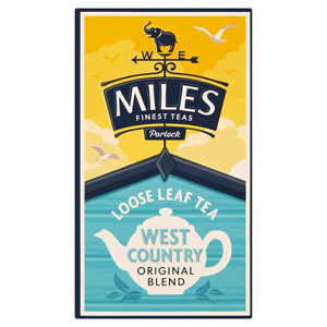 Miles West Country Original Blend Loose Leaf Tea