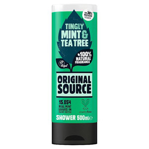 Original Source Shower Gel Tingly Mint & Tea Tree