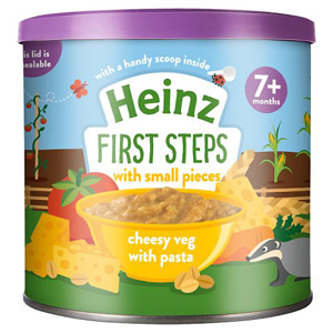 Heinz Cheesy Vegetable Pasta