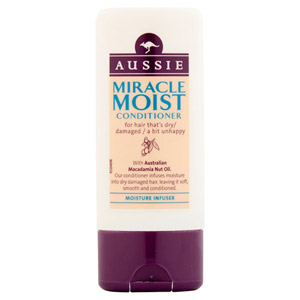 Aussie Miracle Moist Conditioner 75ML