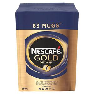 Nescafe instant kaffe fra British Corner Shop
