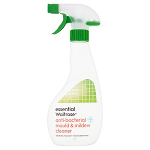 essential Waitrose Anti-Bacterial Mould & Mildew Cleaner