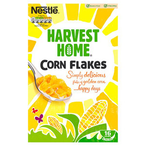 Nestle Harvest Home Corn Flakes