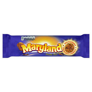 Maryland Cookies Double Chocolate chip