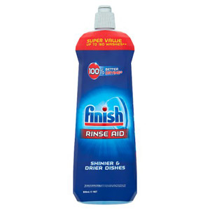Finish Shine And Protect Original Rinse Aid 800 Ml