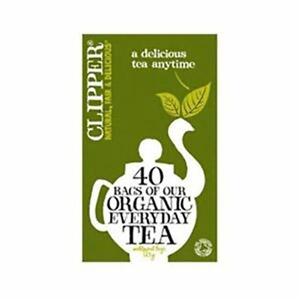 Clipper Organic Everyday Tea 40 Bags