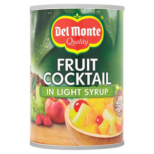 Del Monte Quality Fruit Cocktail in light syrup