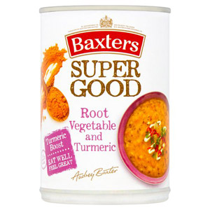 Baxters Super Good Root Vegetable & Turmeric 400g