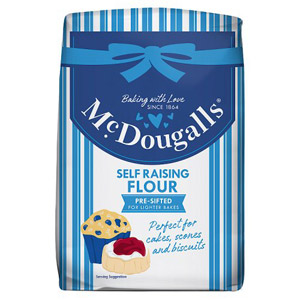 McDougalls Self Raising Flour Large Size