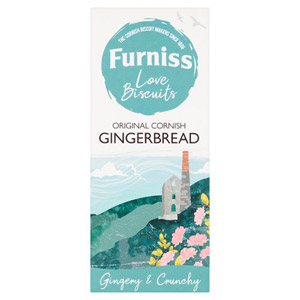 Furniss Of Cornwall Gingerbread