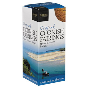 Furniss Of Cornwall Cornish Fairings Spiced Biscuits
